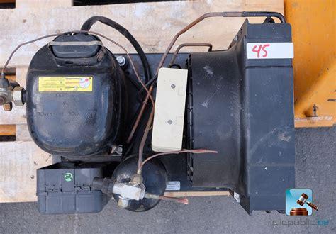 compresseur chambre froide compresseur pour chambre froide avec gaz r134 ref 45 224