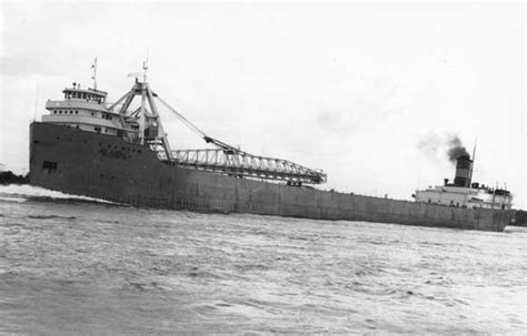 Largest Ship To Sink In The Great Lakes by The Storms Of Lake Michigan And The Carl D Bradley