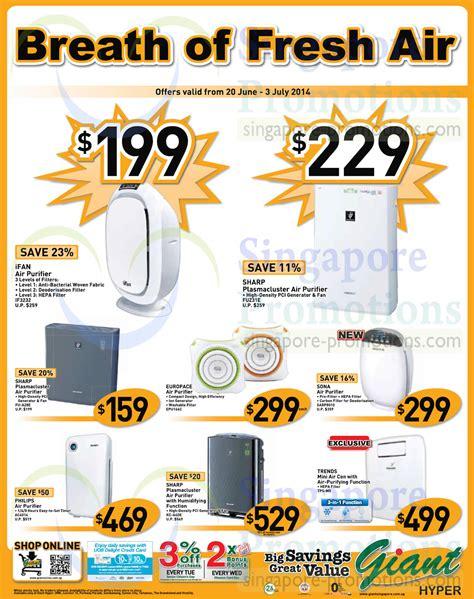 Sharp Air Purifier Anti Nyamuk air purifiers sharp philips sona europace 187 hypermarket cooling appliances offers 20
