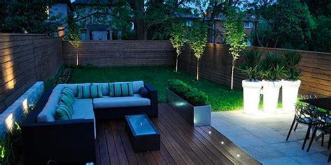 iluminacion jardines leds ideas para la iluminaci 243 n de los jardines y las terrazas