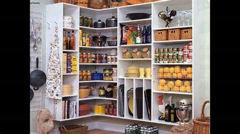 kitchen pantry closet organizers