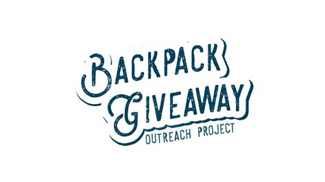 Church Giveaways - backpack giveaway c3 church