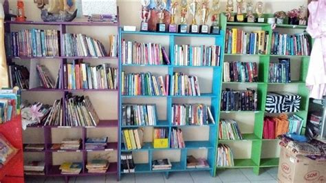 Rak Buku 7 Kotak Uk 49 5 X 24 X 106 Cm hari buku nasional satu rak buku sejuta oleh benny rhamdani kompasiana