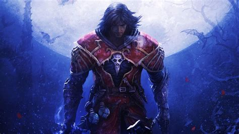 castlevania lords  shadow wallpapers hd wallpapers