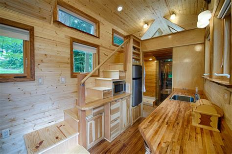 Cottage With Sauna by Amazing Tiny House Vacation With Sauna