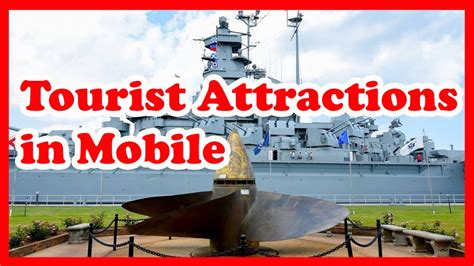 mobile attractions 5 top tourist attractions in mobile alabama us