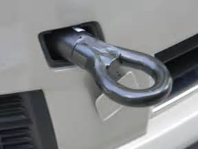 2010 Cadillac Srx Towing Capacity Srx Cadillac Tow Towing Eye Bolt Hook Recovery 2010 2011