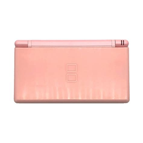 nintendo ds pink console nintendo ds lite pink console pre owned the gamesmen