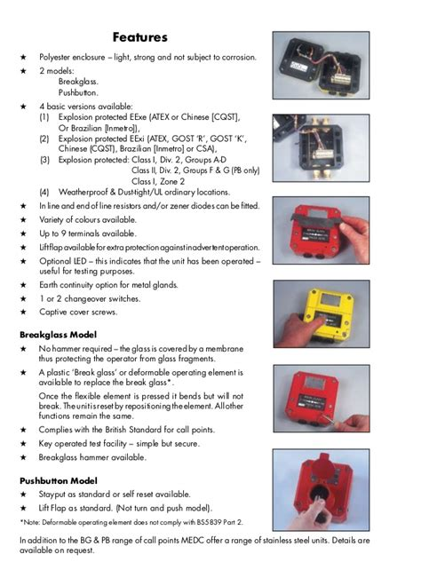 100 wiring diagram for manual call point alarm