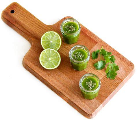 Earth Bar Green Detox Calories by Recipe Cilantro Lime Detox Smoothie Esme