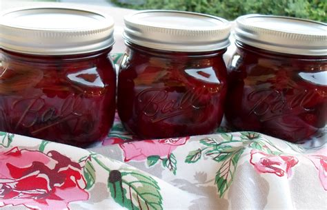 Pickled Beets Shelf by Pickled Beets Canned