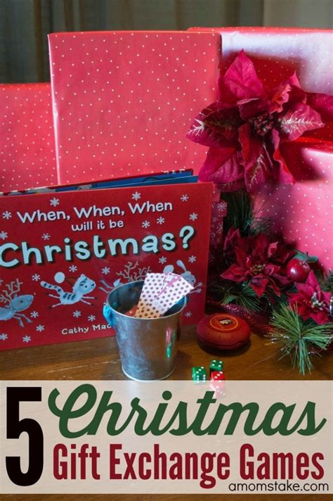 the 5 best christmas gift exchange games christmas gift