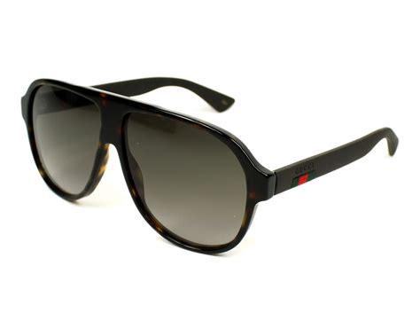 Sunglasses Gucci Original 1 gucci sunglasses gg 0009 s 003 visio net
