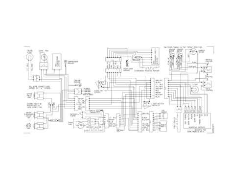 wiring diagram for frigidaire refrigerator 301 moved permanently