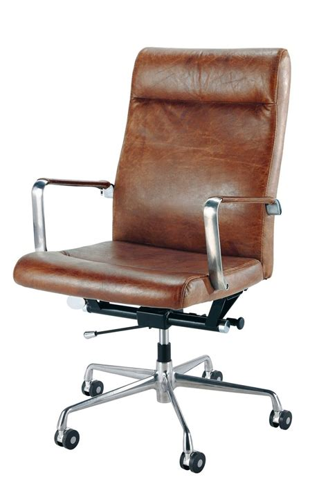 office desk chairs best 25 leather office chairs ideas on office