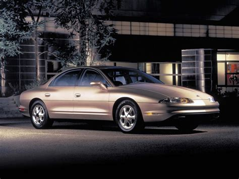 oldsmobile aurora    generation