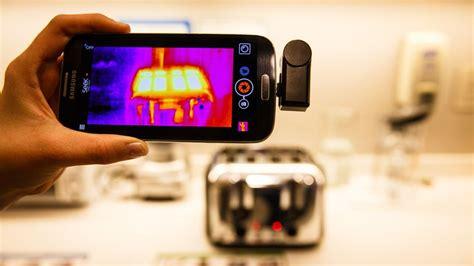 seek thermal camera review smartphone thermal vision