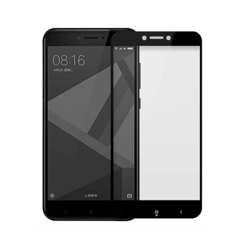 Tempered Glass Screen Guard Redmi 5 Plus 2 5d 9h tempered glass screen protector screen guard for