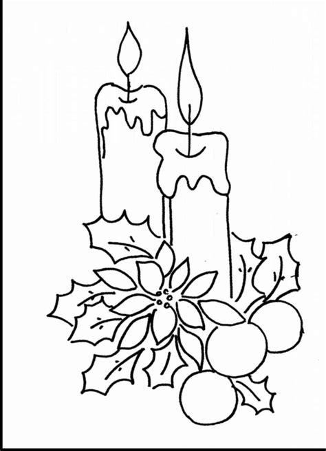 disegni di candele natalizie 1001 idee per disegni di natale belli e facili da realizzare