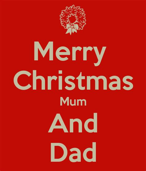 merry christmas mum  dad pictures   images  facebook tumblr pinterest