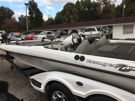 ranger comanche bass boats for sale 2006 used ranger z20 comanche seriesz20 comanche series