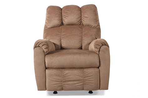 mathis brothers furniture recliners ashley raulo mocha rocker recliner mathis brothers furniture