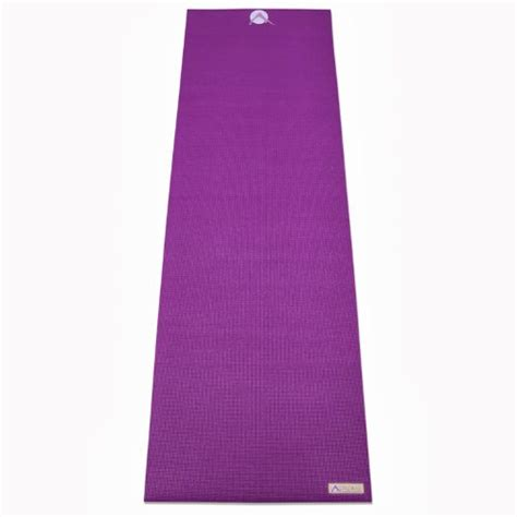 aurorae yoga mat 72 x 24 x 14 with focal point icon aurorae classic thick 6mm yoga mat with free non slip