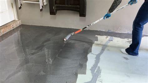 Garage Floor Paint Rock Solid Rust Oleum Rocksolid Floor Coating Projects