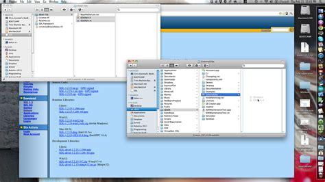 qt tutorial osx chris s tech blog qt sdl on osx tutorial