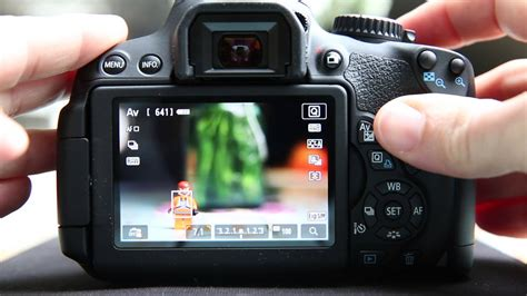 live view canon t4i 650d t5i 700d learning from live view