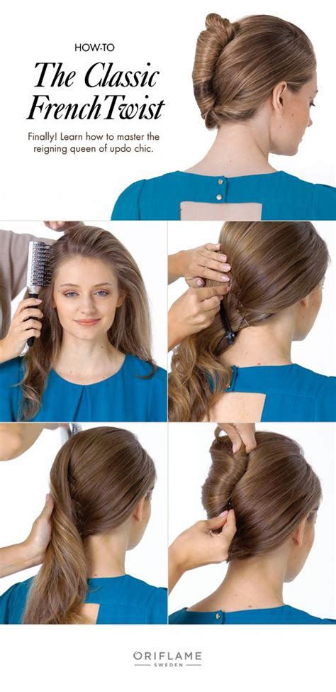 tutorial rambut french twist 1000 ideas about french twist tutorial on pinterest