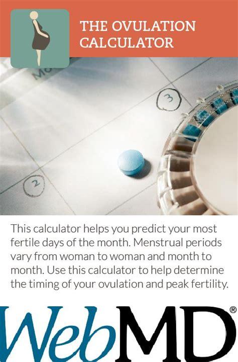 the best ovulation calculator best 25 ovulation calculator ideas on signs