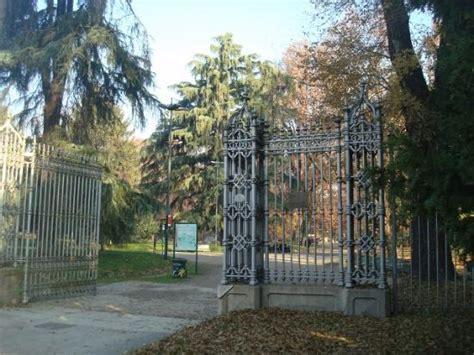 giardini via palestro l ingresso da via palestro foto di giardini pubblici