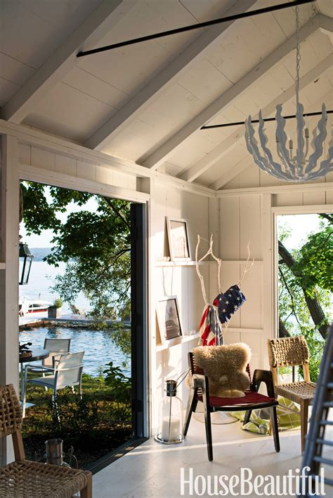 lakehouse decor thom filicia lake house rustic lake house decor