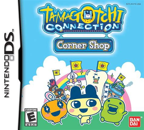 Tamagochi Connection Home tamagotchi connection corner shop box for ds gamefaqs