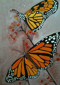 butterfly pictures to paint two butterfly acrylic painting acrylic paint