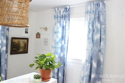 diy tie dye curtains dying curtains white curtain menzilperde net