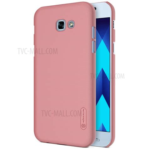 Nillkin Frosted Shield For Samsung Galaxy A7 2017 Blac nillkin for samsung galaxy a7 2017 frosted shield