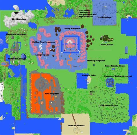 best adventure minecraft maps map adventure time land of ooo minecraft gt maps