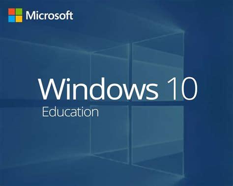 Microsoft Windows 10 microsoft windows 10 233 ducation 64 bits boutique pcland