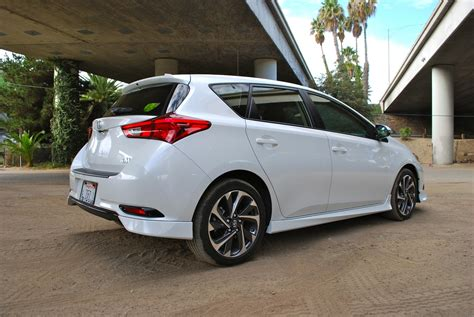 Toyota Scion Reviews Review New Scion Im Reminds Us Toyota Knows How To Do