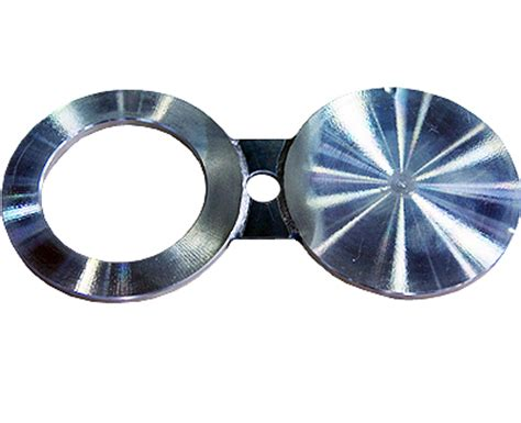 Spactakle Blind Flange spectacle blind flange from kjf co ltd korea
