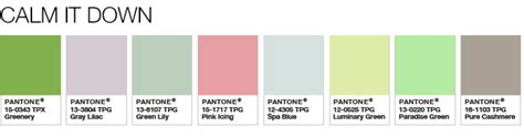 colours of 2017 pantone 팬톤코리아