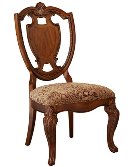 royal manor dining chair side chair furniture macy s