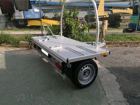 porta scooter per auto carrello moto