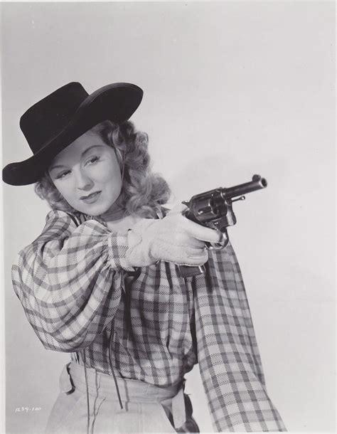 western film heroines jennifer holt western cowgirl gun slinger movie actress