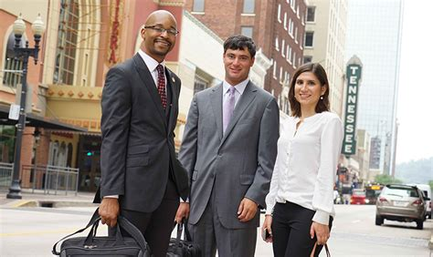 Professional Mba Utk by Haslam Earns Top Spots For Placement In Business