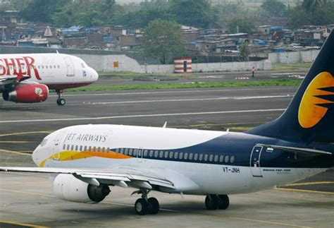 is jet airways going the kingfisher way business news