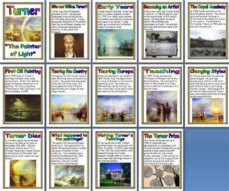turner biography ks2 33 best art and design technology images on pinterest
