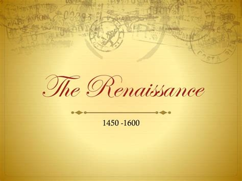 Renaissance Art Powerpoint Template Choice Image Powerpoint Template And Layout Renaissance Powerpoint Template